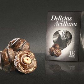 New Size of Hazelnut Delicacies